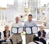 Firman comodato para el Parque Refinería Pemex