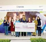 Entregarán apoyos a mujeres con hijos con capacidades diferentes