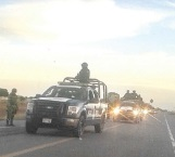 Peligrosa persecución en carretera