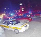 Lesionado motociclista en accidente por invasión