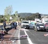 Mueren 11 peregrinos en choque