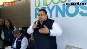 Iniciará en enero segunda etapa de Unidos por Reynosa