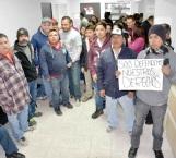 Protestan obreros de Emerson por afectaciones