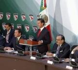 Promulgará Peña Ley de Seguridad; le ''avienta bolita'' a la Corte
