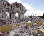 Seguirá padeciendo estragos de sismos el Patrimonio Cultural Mexicano