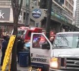 Se estrella camioneta contra edificio en Seattle; reportan 6 heridos