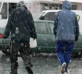 Llaman a protegerse del frío por nueva onda gélida