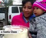 Vuelve Santa Clos para alegrar a los pequeños