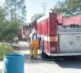 Arde vivienda deshabitada al quemar basura sujetos mal intencionados