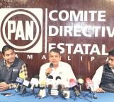 Distribuyen candidaturas PAN-PRD-MC