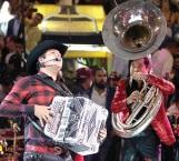 ¡Alistan carnaval!