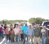 Bloquean acceso a  pozos de  'Los Nejos'