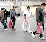 Bajan deportaciones por esta frontera