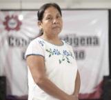 Atacan caravana de candidata indígena
