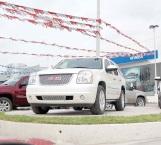 Bajan ventas de autos nuevos en 11 por ciento
