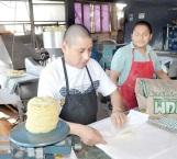 Incosteable para empresarios de la masa y la tortilla
