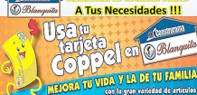 CONSTRURAMA BLANQUITA OFRECE: