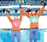 Noruega, oro en el Cross Olímpico