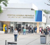 Resurge de cenizas el  Hospital General