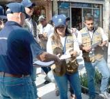 Reclutan a jóvenes para ser guardianes ambientales en Reynosa