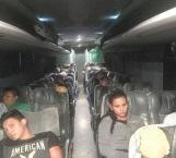 'Atoran' en retenes a centroamericanos