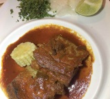 Presentación original del platillo típico de México