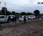 Deja persecución y balacera tres detenidos
