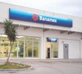 Atracan sucursal bancaria