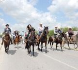 Invitan a la cabalgata para promover turismo