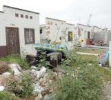 Convierten las calles en  vil basurero