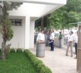 Supervisan rehabilitación en centro de salud rector