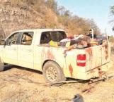 Masacran a 8 en Michoacán