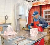 Baja venta y precio de la carne de res