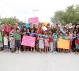 27.7 Millones en obras para Reynosa en un solo día: Maki Ortiz