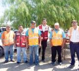 Voluntariado da su esfuerzo y sus recursos