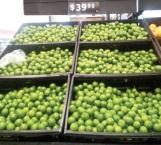 Encarece precio de limón hasta en 300 por ciento
