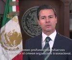 Nada ni nadie está por encima de la dignidad de México: EPN