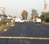 Persecución acaba en volcadura; 4 muertos