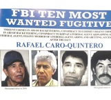Incluye el FBI a Caro Quintero en su lista