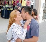 Es muy bueno para la salud besar sin tabúes