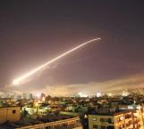 Misiles impactan Siria