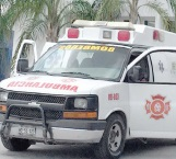 Ambulancia sin  fecha de arribo