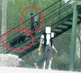 Ignoran el puente peatonal