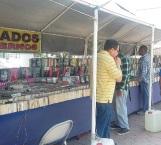 Poca venta registra la  'Feria del Libro'