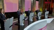 Primer debate presidencial Parte 1