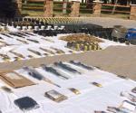 Detalla Sedena resultados de operativos en Nuevo Laredo