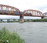 Vigilan crecida de río Bravo