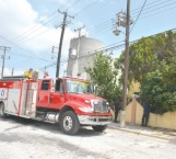 Cortocircuito causa incendio y cuantiosos daños