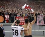 El Liverpool, rival del Real Madrid en la final de la Champions