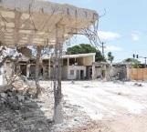 Muy avanzada la demolición de la Jurisdicción Sanitaria